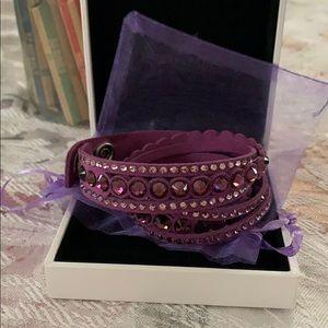 Swarovski Jewelry - Slwarovski Wrap Bracelet